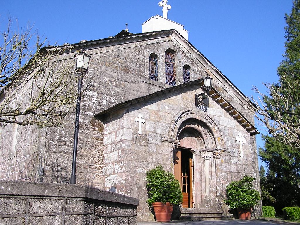 Lugo Iglesia San Tirso Palas de Rei 06