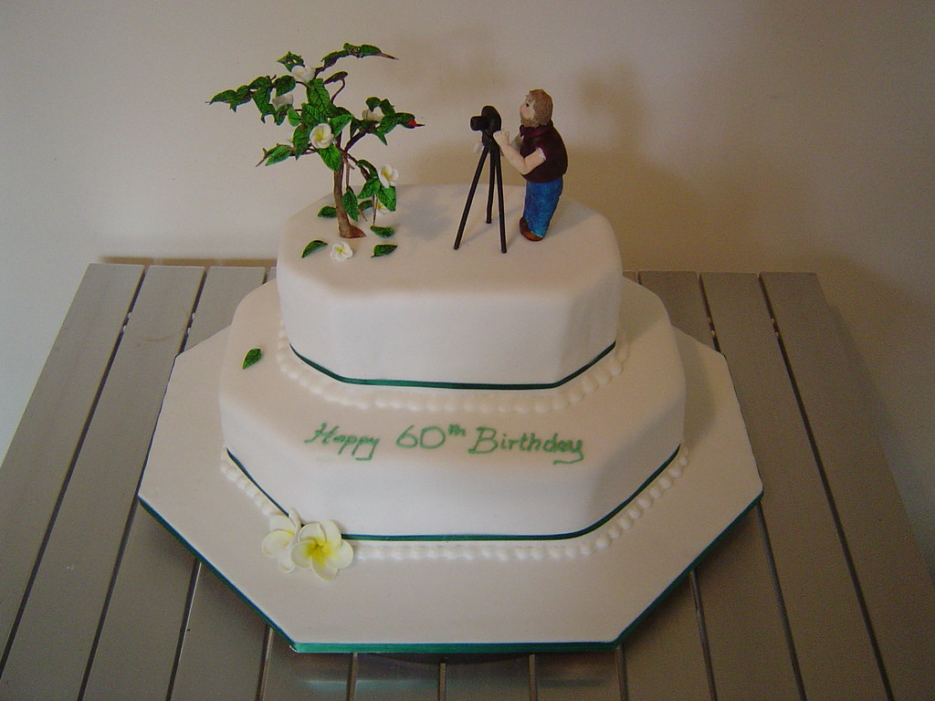 Dad S 60th Birthday Cake
