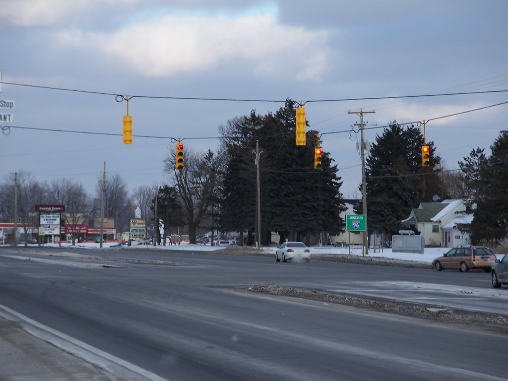 Another Relatively New Traffic Light This Is The