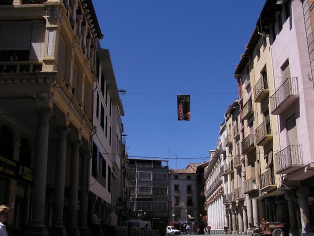 Barbastro calle Huesca 04
