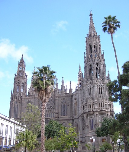 Arucas Iglesia de San Juan Bautista isla de Gran Canaria 15