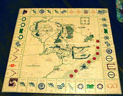 Lord Of The Rings Board Game 2 Last Christmas I Wanted