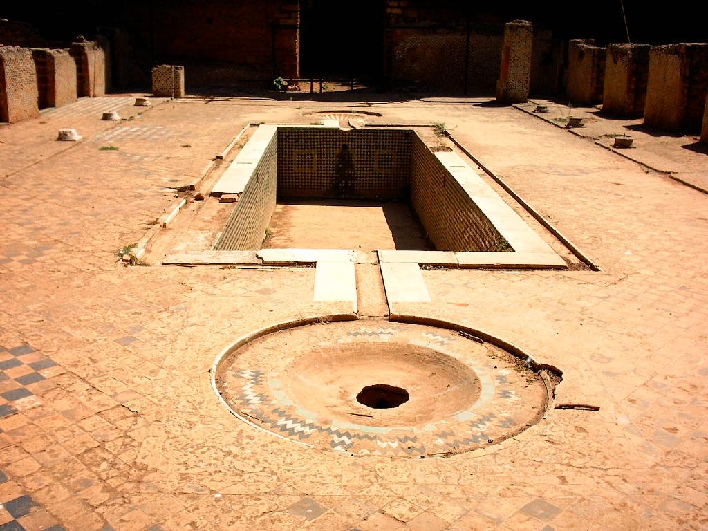 Chellah Pool