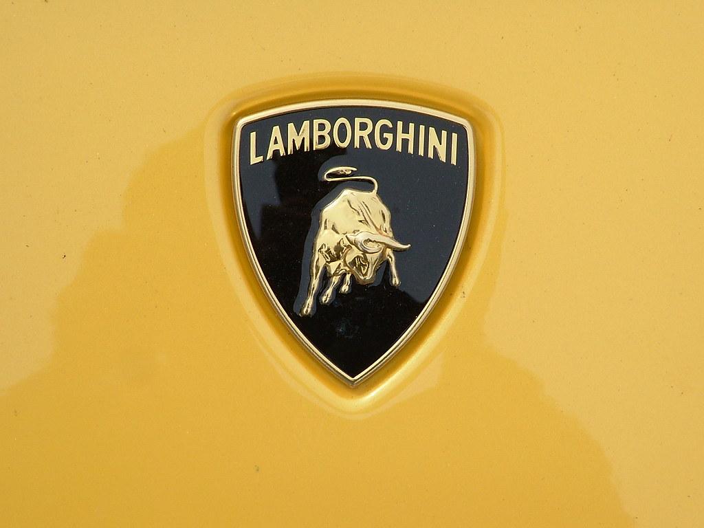 LAMBORGHINI Logo DSCF3375 John Seb Barber Flickr