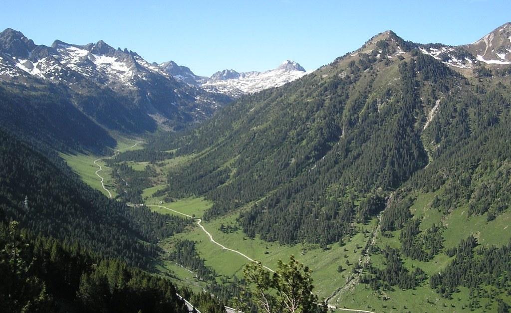 Lerida Pirineos Valle de Ruda Puerto de la Bonaigua 04