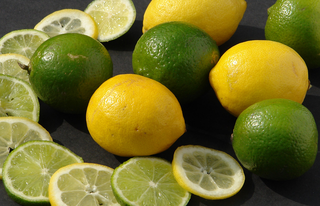 Image result for lemons and lime