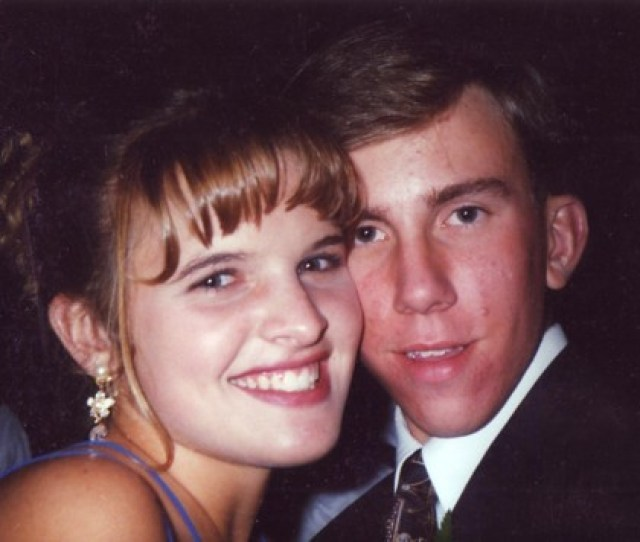 High School Years Me And John At Homecoming Senior Year By Ronnie44052