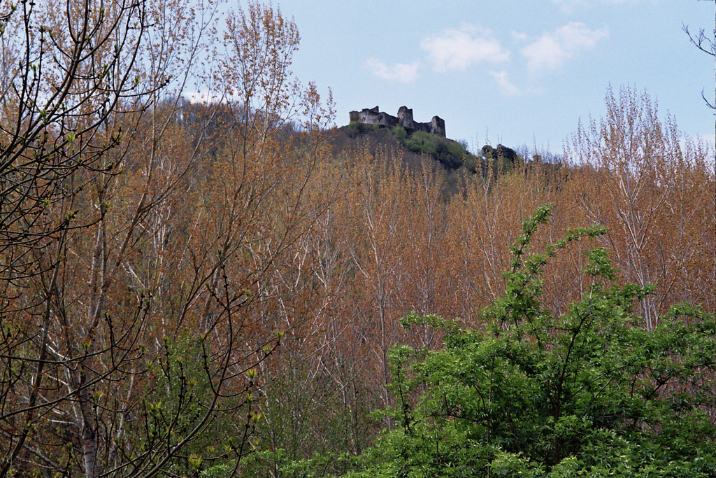 Castillo Camino Santiago Villafranca del Bierzo a O Cebreiro 09
