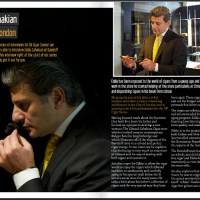 July Issue of UK Cigar Scene Out Now