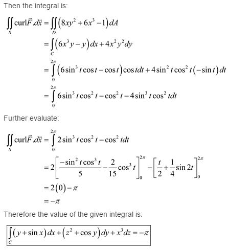 Stewart-Calculus-7e-Solutions-Chapter-16.8-Vector-Calculus-18E-4