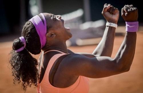 Serena Williams, líder mundial tras conquistar su vigésimo título