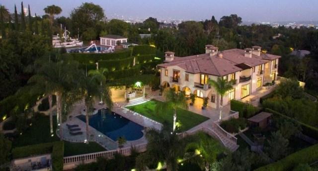 "Alkiviades ""Alki"" David Beverly Hills Property"