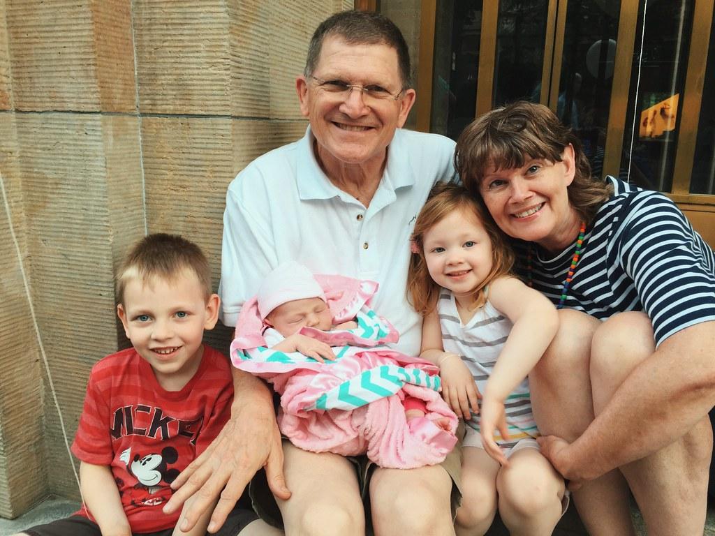 Papa and Nana Left (6/13/15)