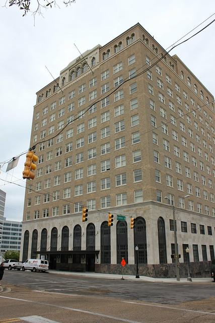 Robert E. Building, Jackson MS