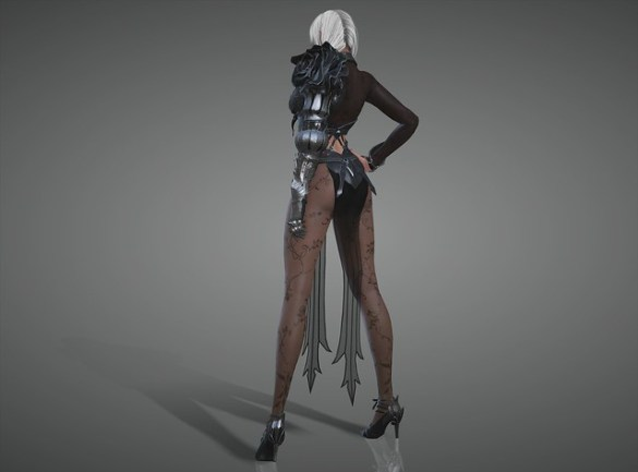 Black Desert Online - Dark Knight 2