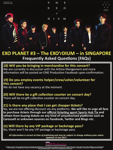 EXORDIUM in Singapore FAQ 5