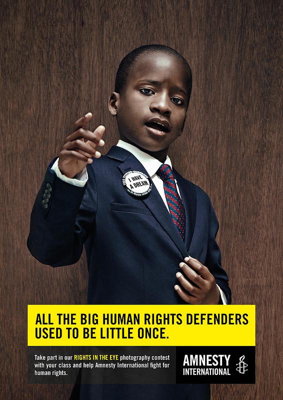 Amnesty International - Martin Luther King