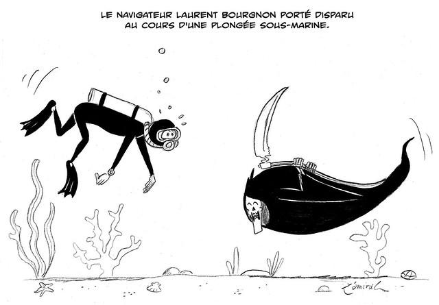 RIP Laurent Bourgnon