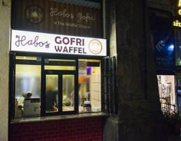 Habros Gofri Waffle
