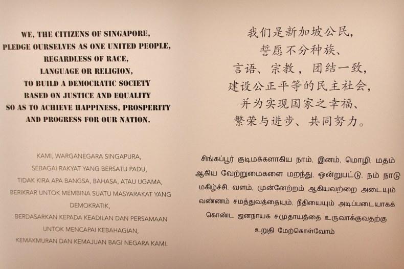 新加坡國家信約