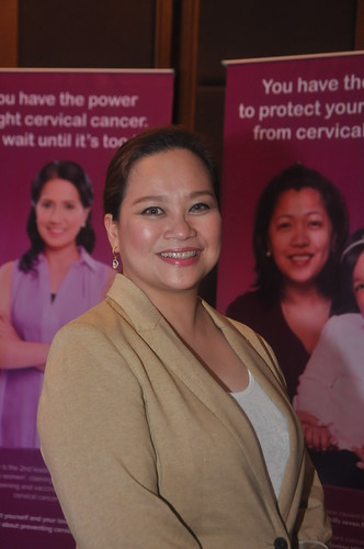 Dr. Esther R.V. Ganzon, Jr. - Head of Gynecologic Oncology Department of Paranaque Doctors Hospital and Consultant of Asian Hostpital and Medical Center
