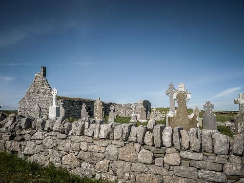 Killilagh Church and Cemetery