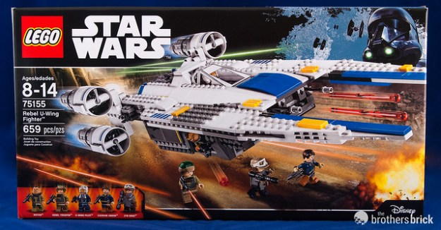 75155 Rebel U-Wing