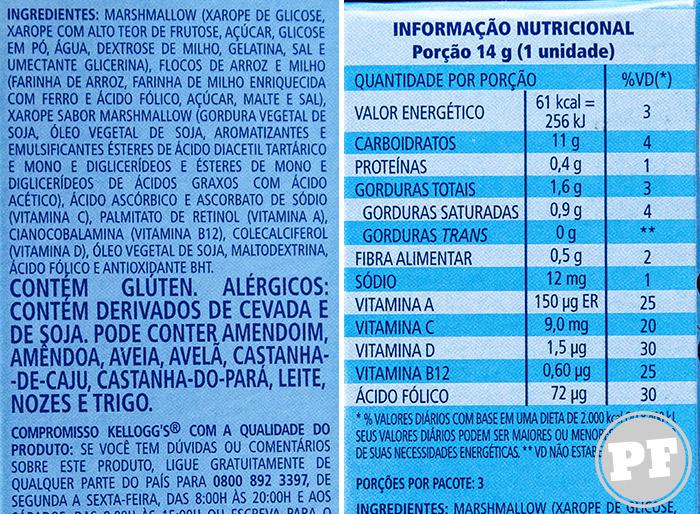 Barra de RiceMallow da Kellogg's por PratoFundo.com