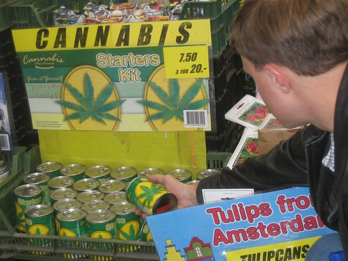 Cannabis Starter Kit John Thinks Maybe He Can Start Up A