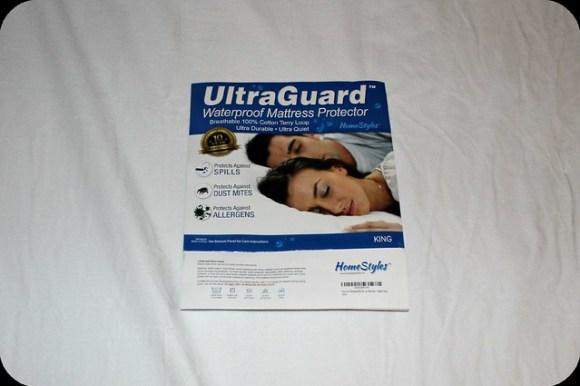 HomeStyles UltraGuard Mattress Protector