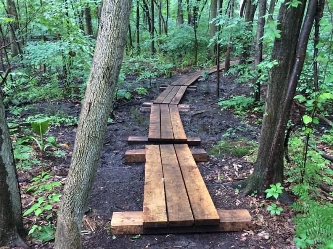 Trail Bridges @ Flickr