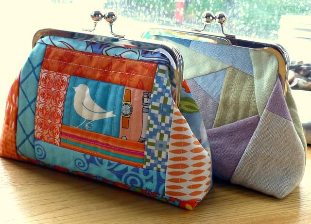 QAYG Framed purses