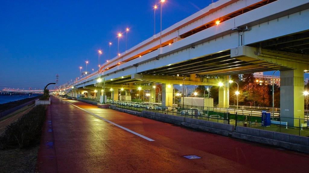 Edogawa Ward Jogging Track