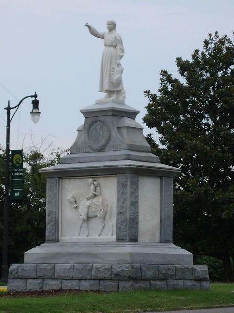 Monument to Emma Sansom, Gadsden AL