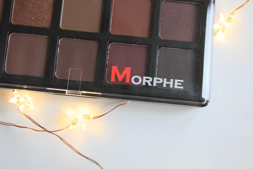 Morphe Bronzed Mocha Palette
