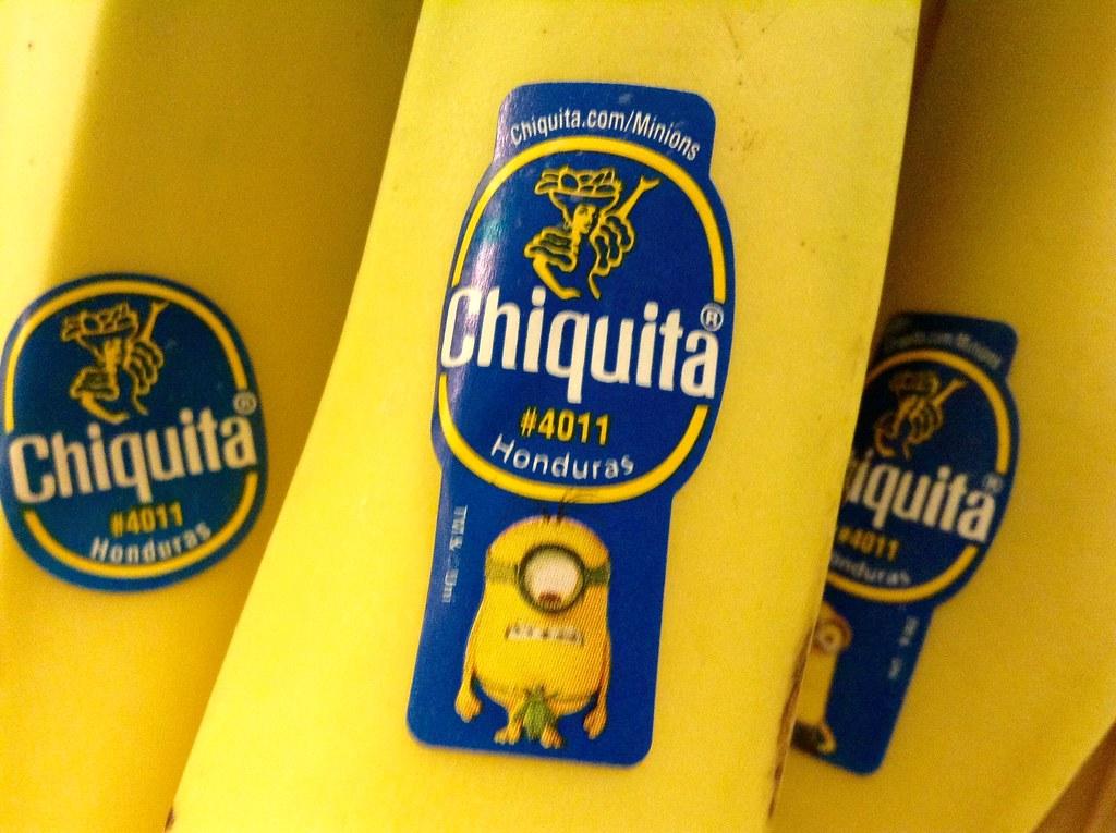Chiquita Banana Cartoon