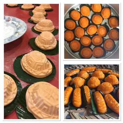 Ang koo for Bai Ti Kong