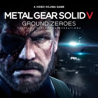 PS4 - Metal Gear Solid V Ground Zeroes