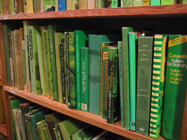 Green Books More Photos And Info On Chris Cobb S Art