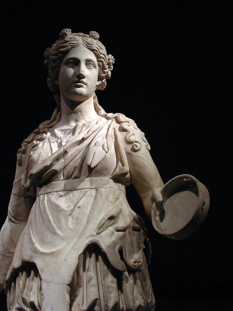 Roman Sculpture At Exhibition Of Quot Ancient Mediterranean Ar Flickr