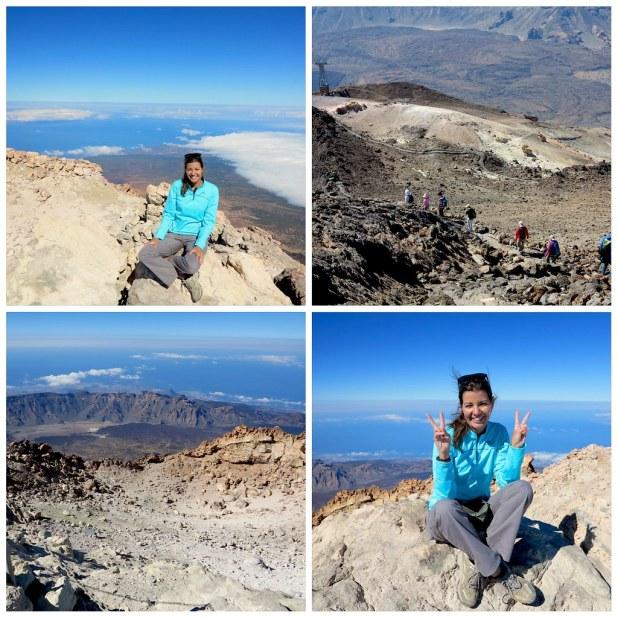Permiso pico Teide