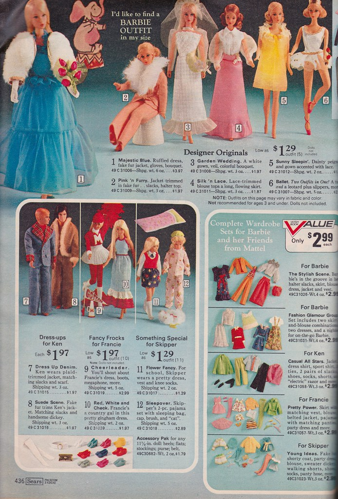 Sears Wish Book 1973 Barbiescanner Flickr