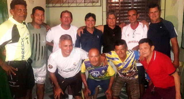Associação de ex-jogadores do São Francisco elege nova diretoria, Diretoria do Leão Master