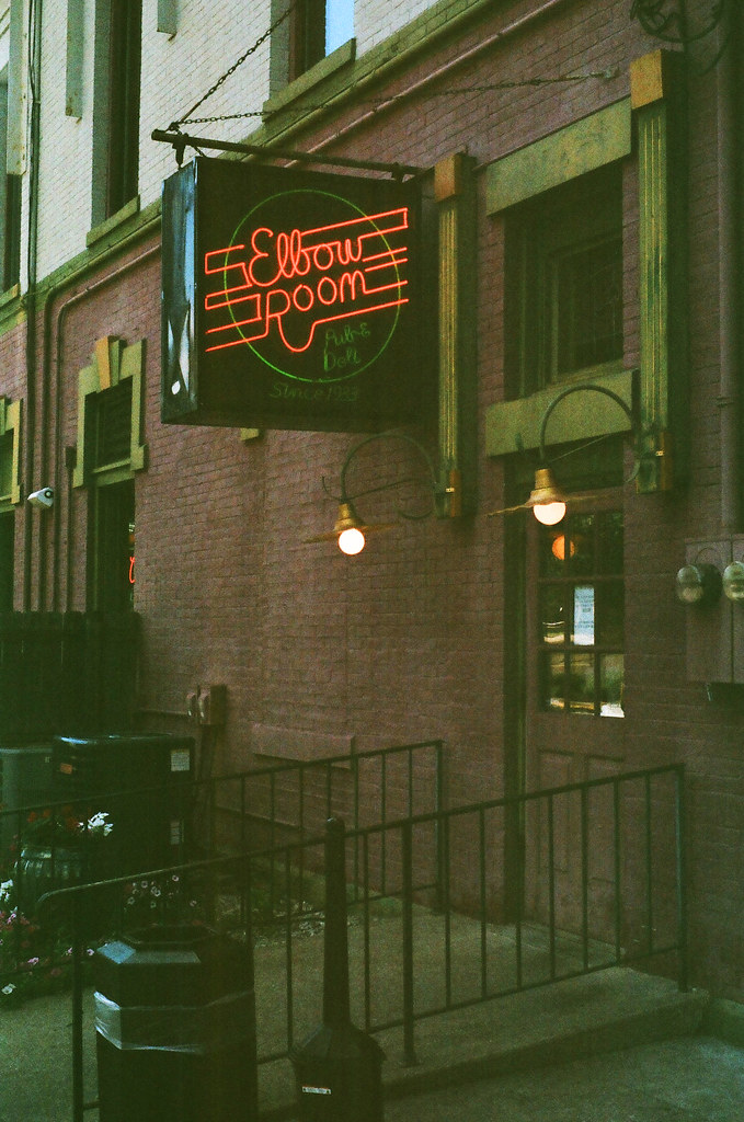 The Elbow Room (rear)