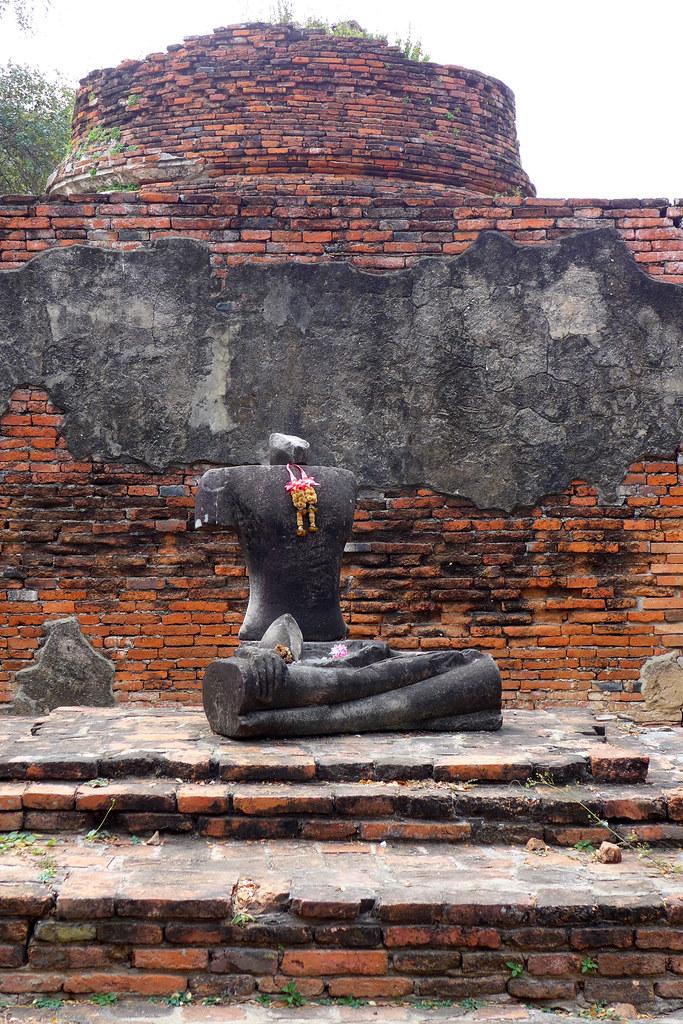 Thaïlande - Ayutthaya - 093 - Wat Phra Si Sanphet