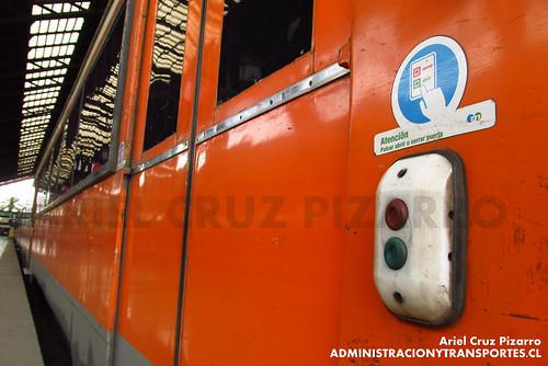 Metrotren - UT440R-203 - Apertura de Puertas