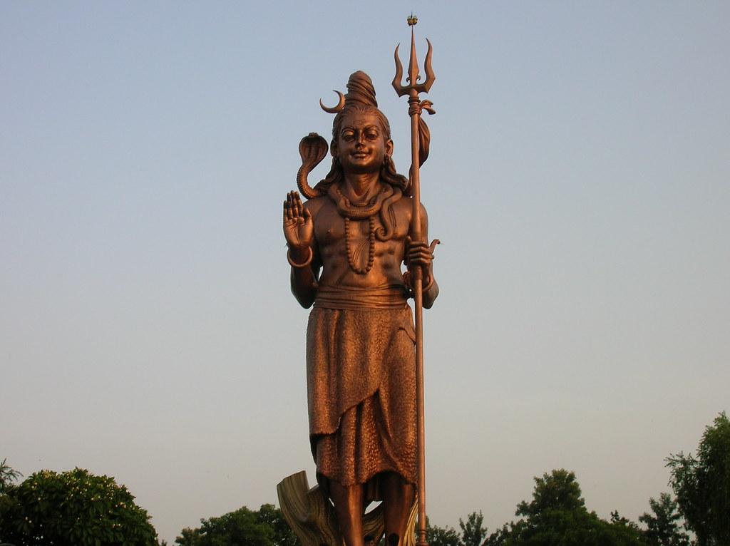 Shiv Murti Gurgaon Abid Velshi Flickr