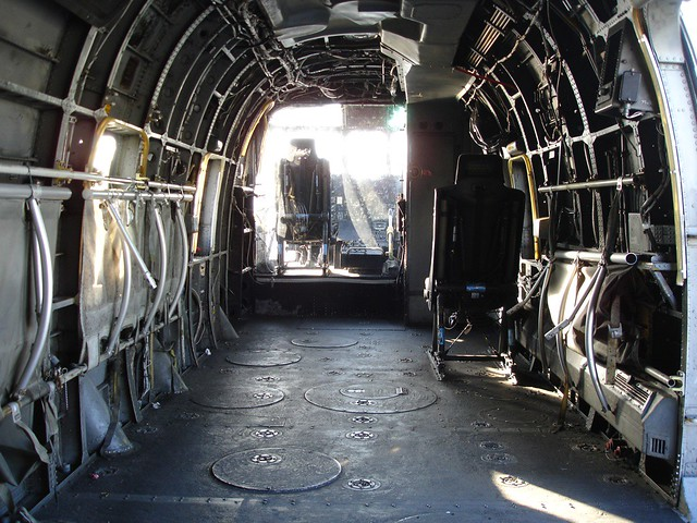 SH 3 Sea King Interior Its Amazing To Think That The