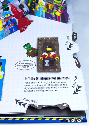 Livre LEGO Pop-Up Book by Matthew Reinhart