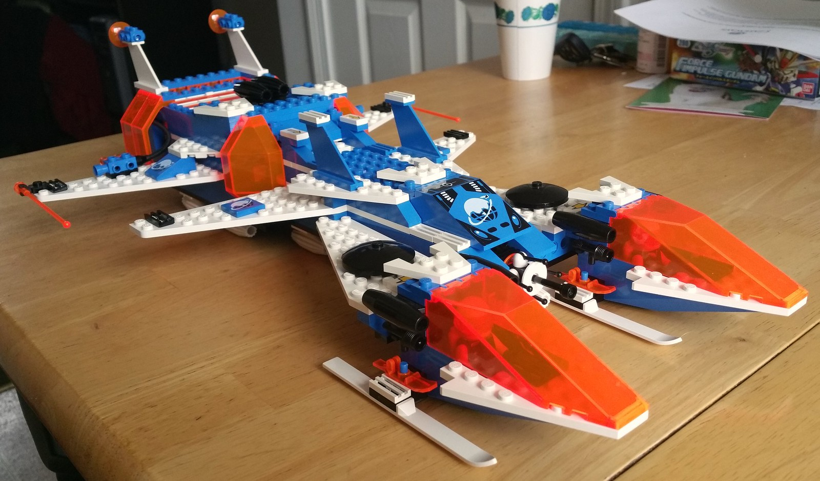 Review  6973 Deep Freeze Defender from Ice Planet 2002   LEGO Sci Fi     32303890831 37758f74aa h jpg